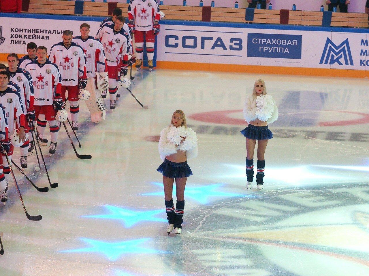 70 Металлург - ЦСКА 18.10.2017