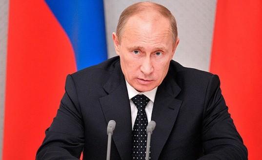 Путин отметил важность для страны успехов в работе сотрудников налоговой службы