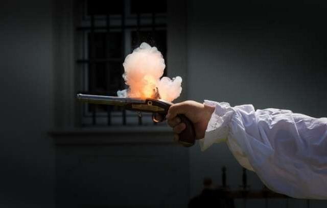 Горячие факты об огнестрельных ранениях