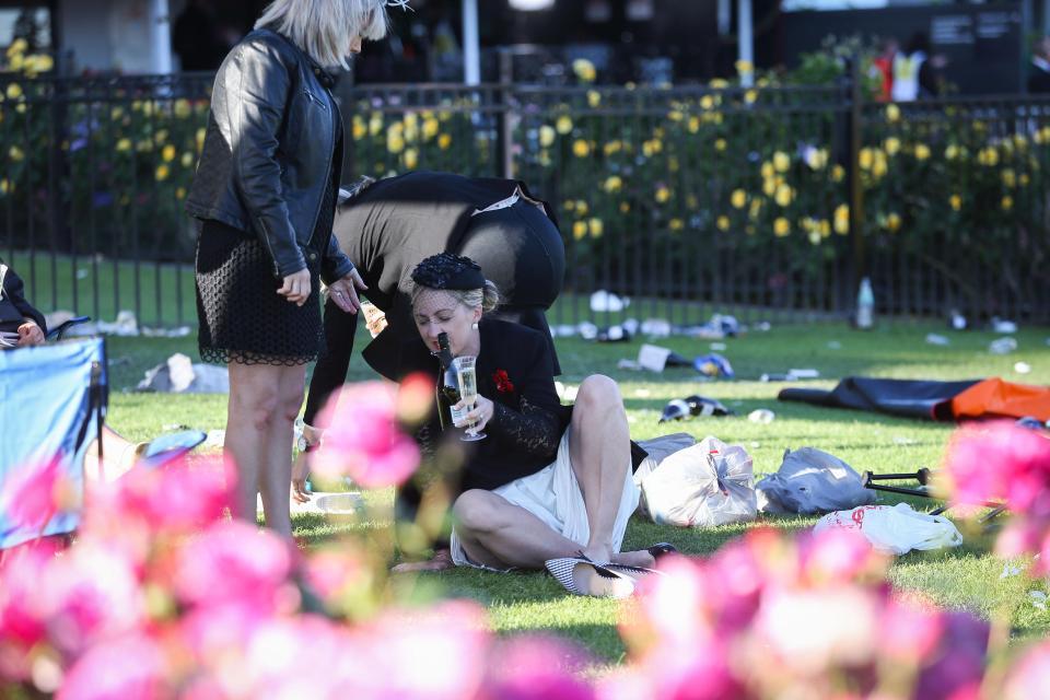 День Дерби в Мельбурне