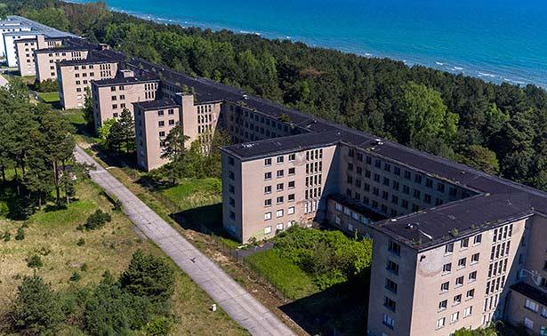 распродают созданные нацистами апартаменты