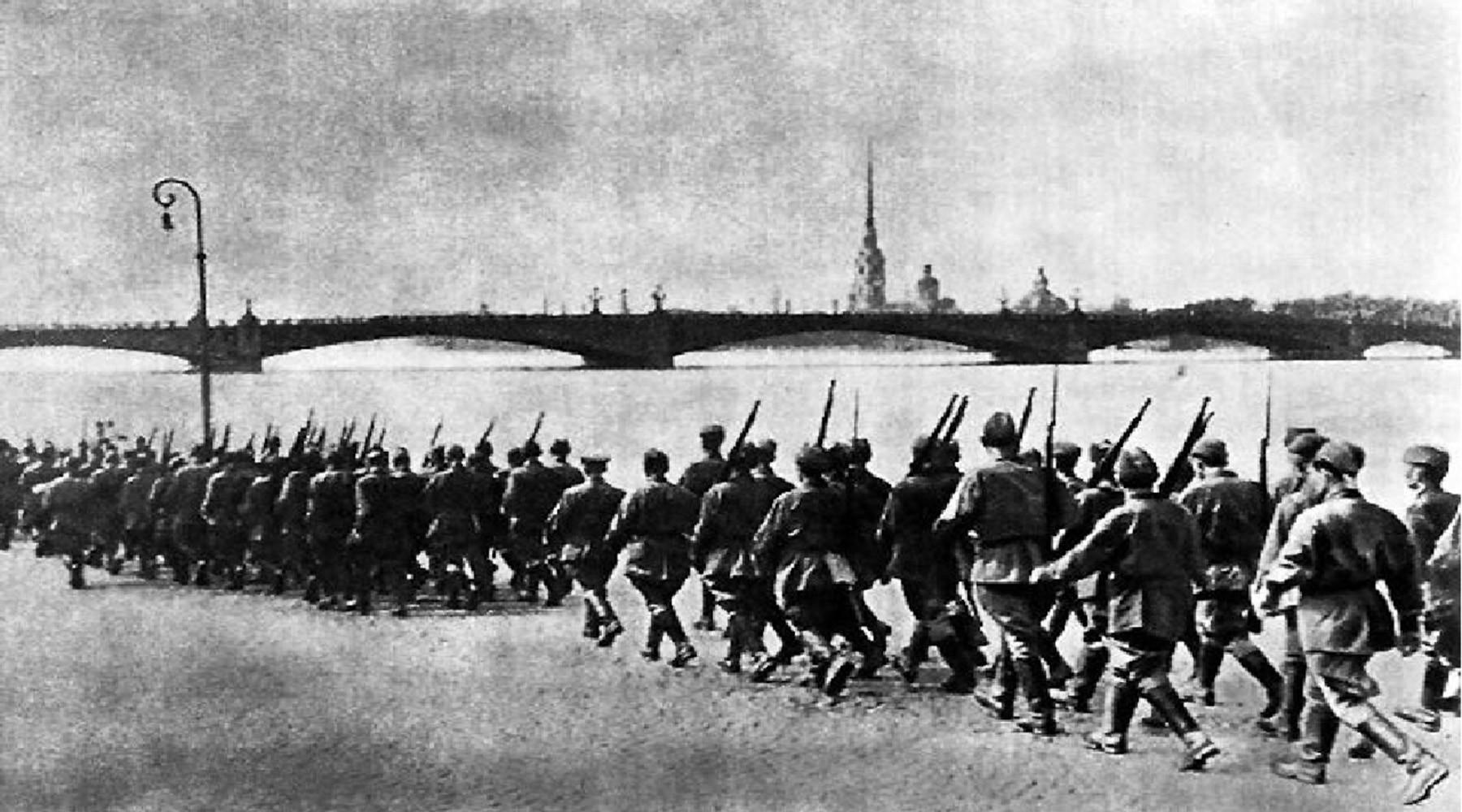 День окончания Ленинградской битвы будут ежегодно отмечать в Петербурге 9 августа