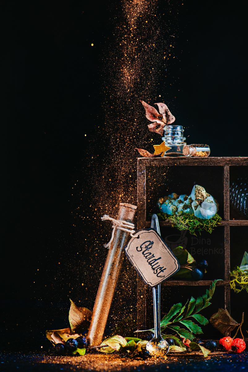 Чай с Звездной пылью / фото Дина Беленко
