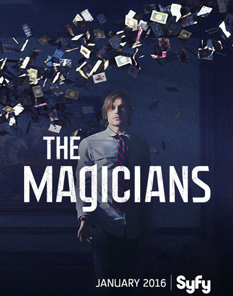 Волшебники (1 сезон: 1-13 серия из 13) / The Magicians / 2015 / ПМ (Jaskier + LostFilm) / HDTVRip + HDTVRip (720p)