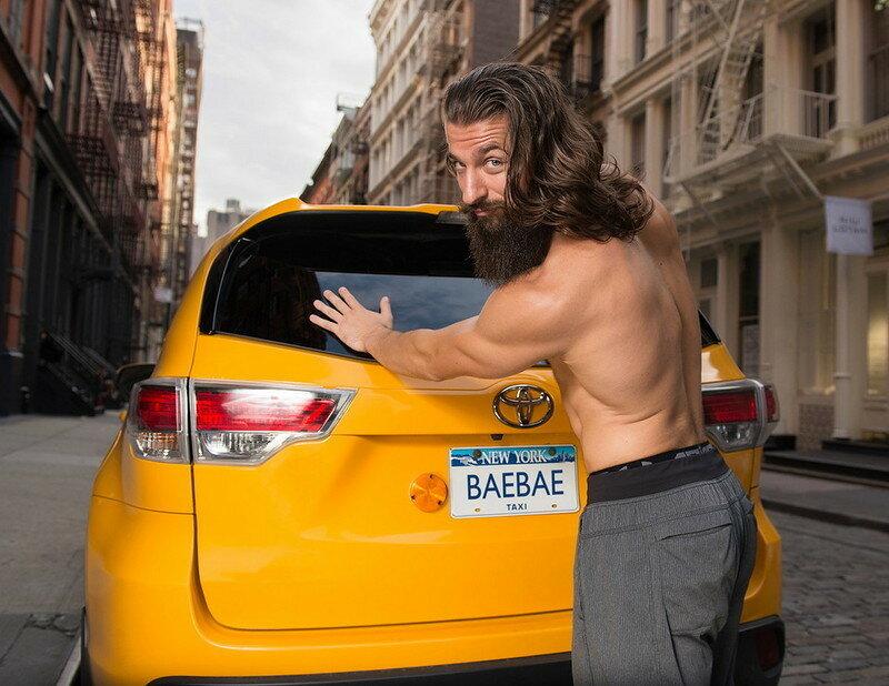 0 179c34 51f0bf11 XL - Нью-Йоркские таксисты выпустили календарь со своими фотографиями