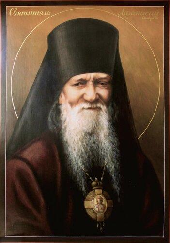 Святитель Афанасий (Сахаров), Епископ Ковровский, Исповедник.