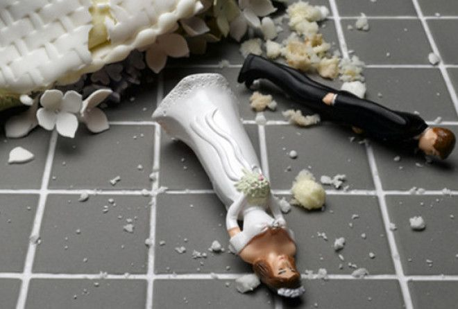 Брак по ошибке: почему мы выбираем не тех партнеров (2 фото)