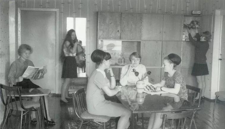 Считается, что все жилье в СССР можно было отнести к социальному, но общаги даже на этом фоне отлича