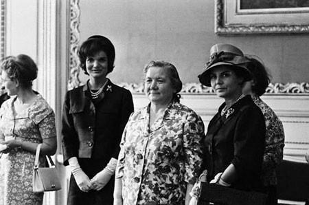Самые стильные первые леди в истории (8 фото)