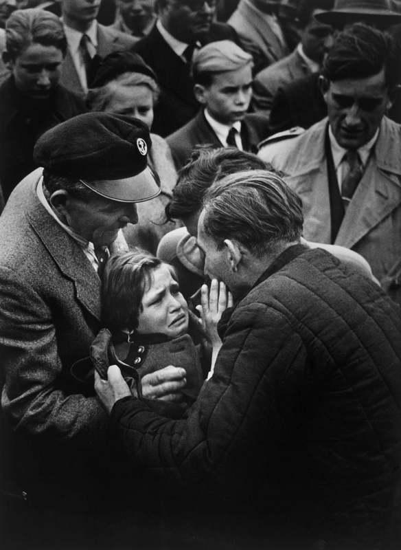Спустя более 10 лет после окончания Второй мировой войны последние немецкие военнопленные были освоб