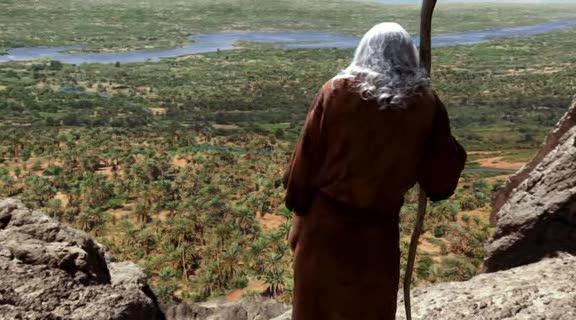 Притча о мудреце и путнике (1 фото)