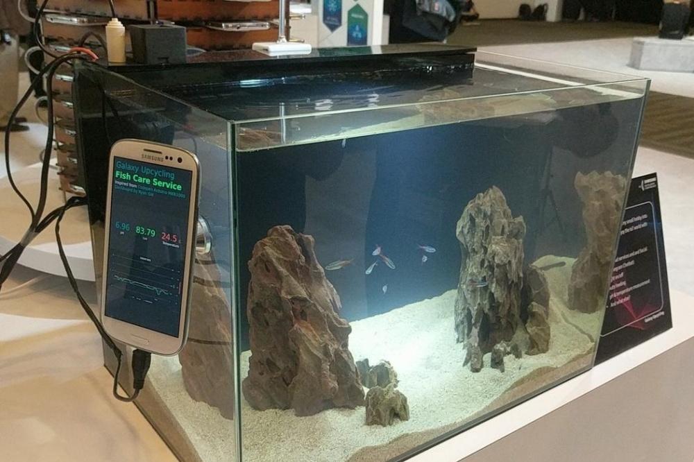 Ферма стала частью программы Samsung по «реанимации» устройств, которые больше не нужны пользователя