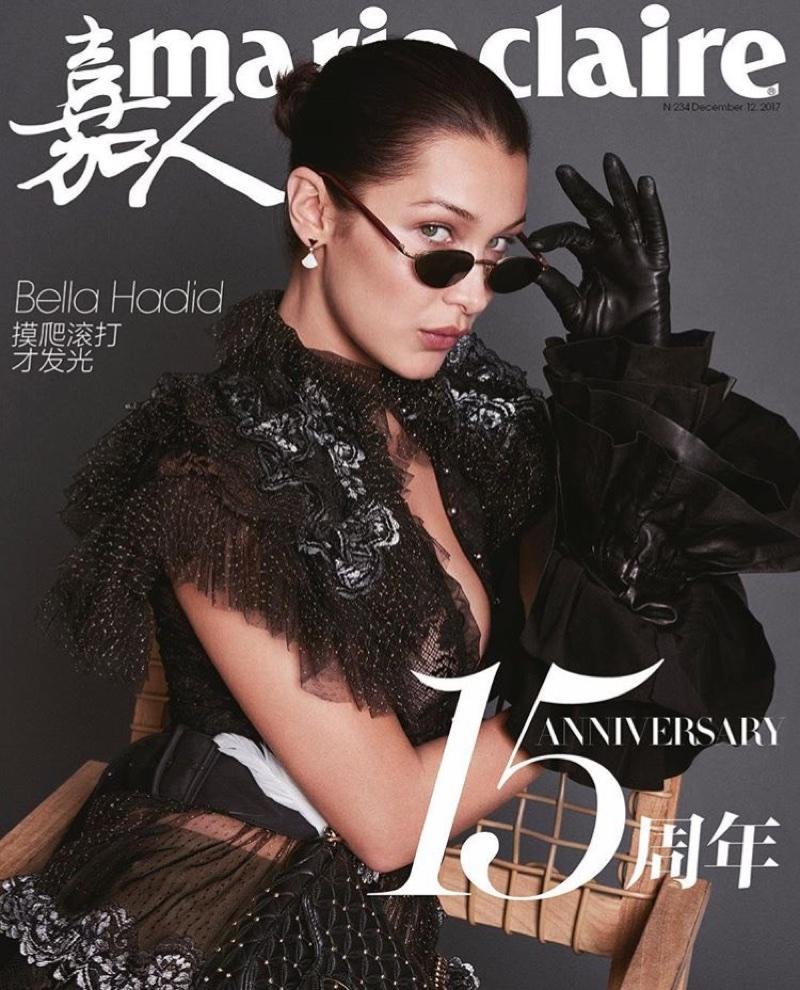 Белла Хадид в Marie Claire China