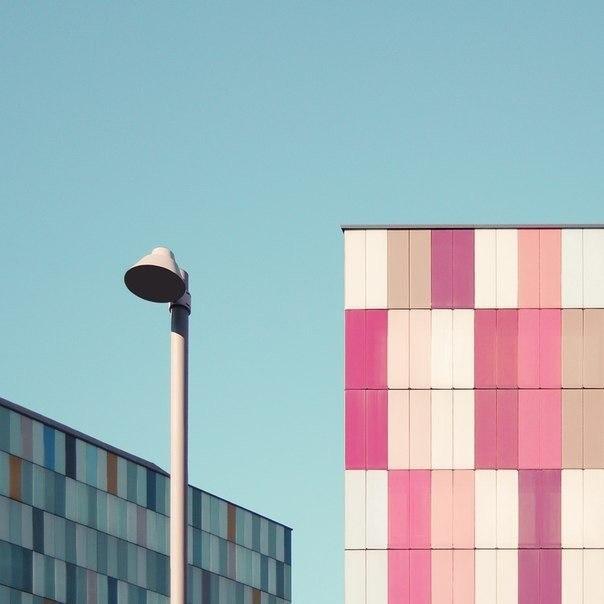 Геометрия в архитектуре в фотографиях Giorgio Stefanoni