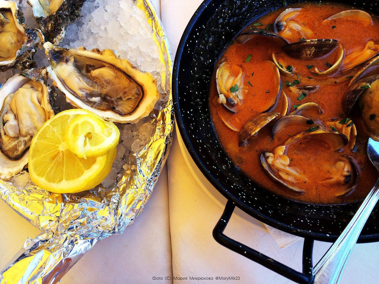 Рыбное место. О вкусах острова Тенерифе