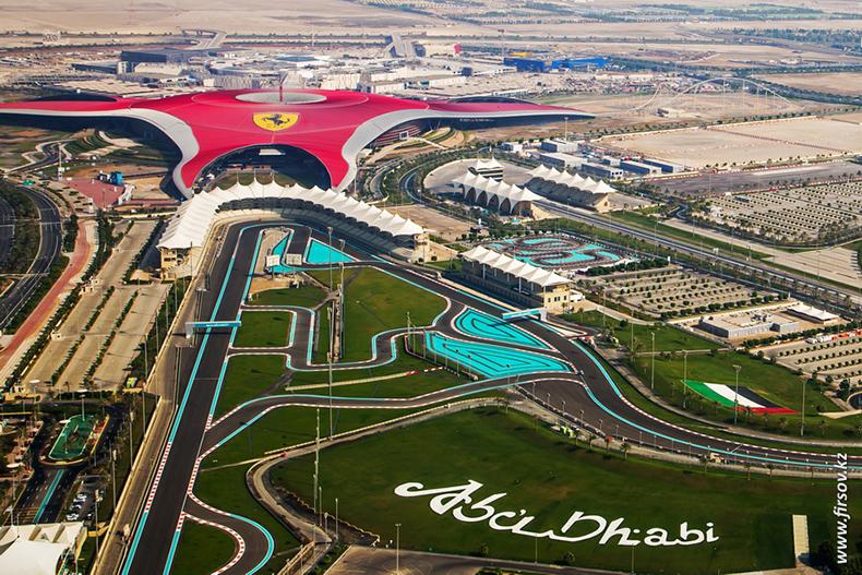 Один день в Абу-Даби
