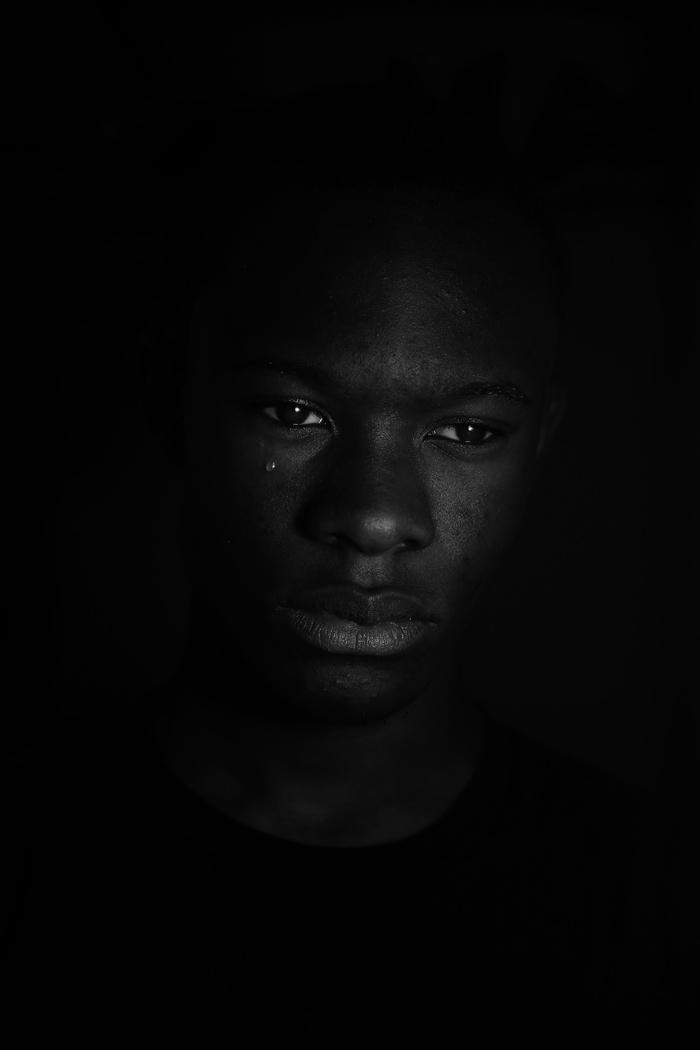 Poignant Self-Portraits of Torrance Hall
