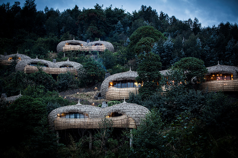Luxury Villas in Rwanda Volcanoes National Park