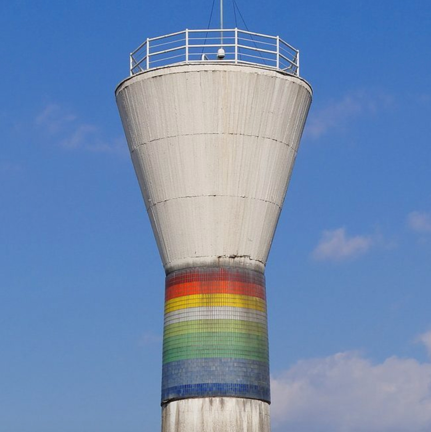 Instagram Account Dedicated to Japanese Water Towers