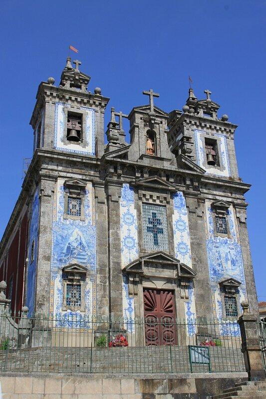 Порту (Porto), Igreja Santo Ildefonso