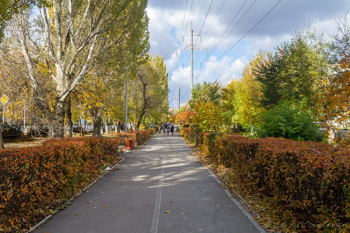 Саратов 2 садовая осень фото 1