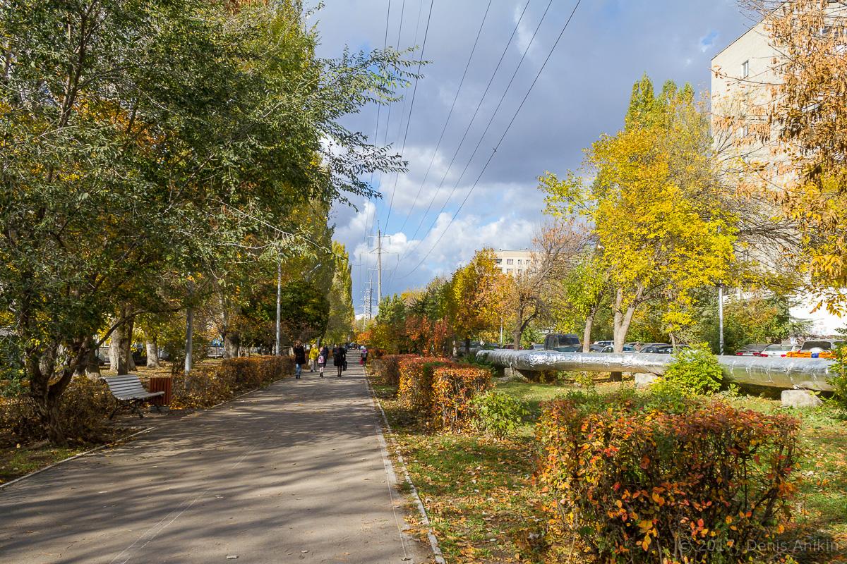 Саратов 2 садовая осень фото 2