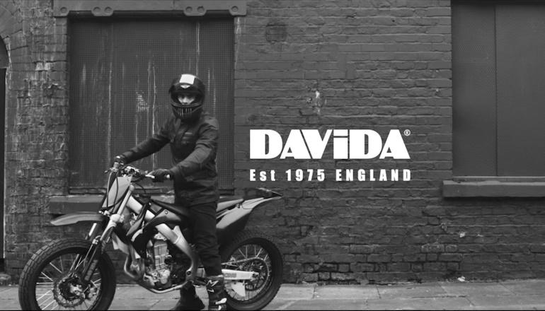 EICMA 2017: мотошлем Davida Koura