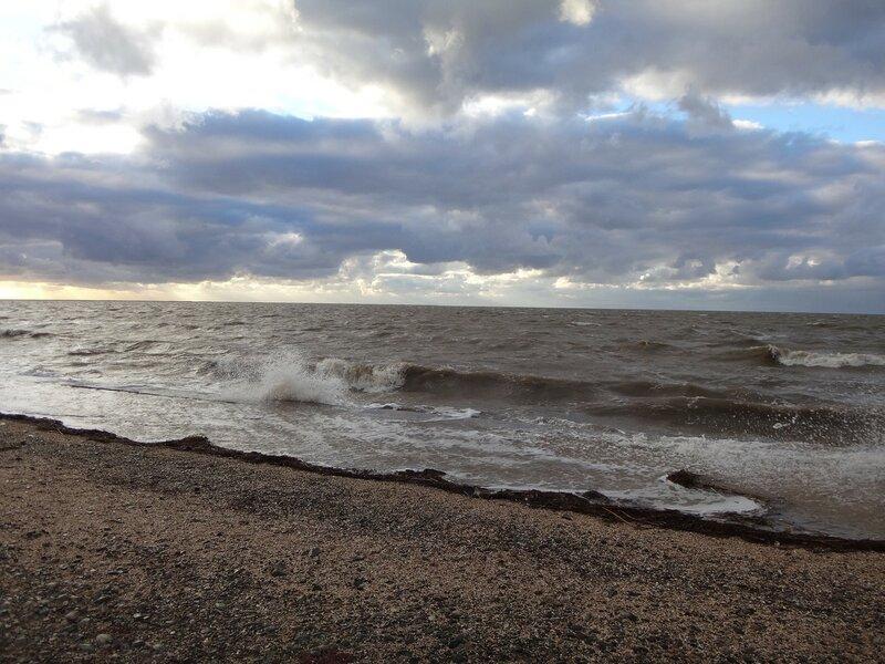 У моря ... На финише октября, в городе у моря Азовского. (61).JPG