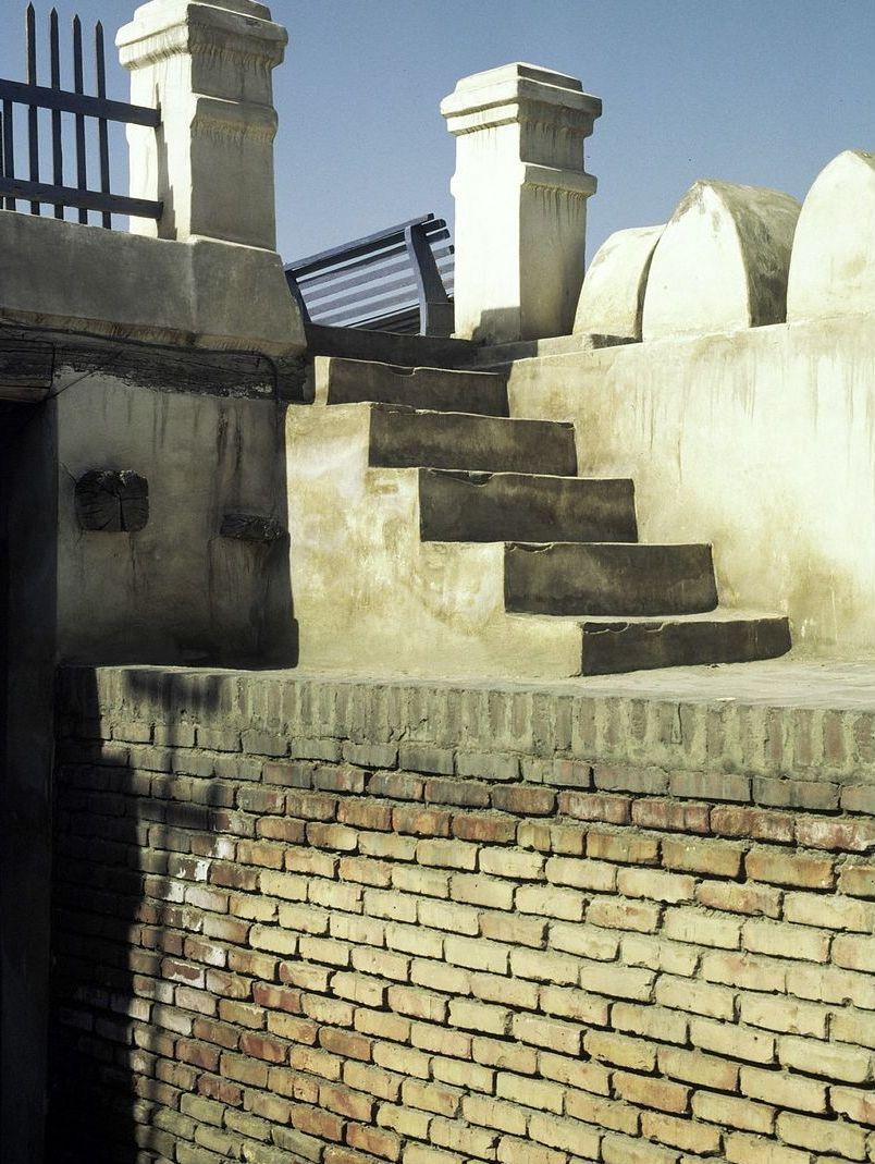 Самарканд. В старом городе