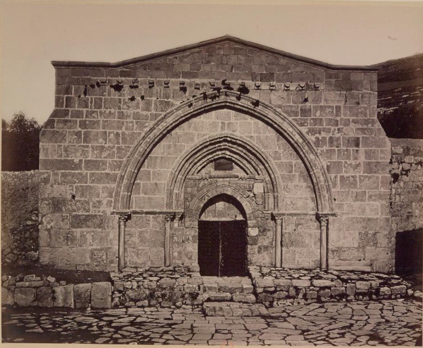 22. Иерусалим. Гробница Девы Марии