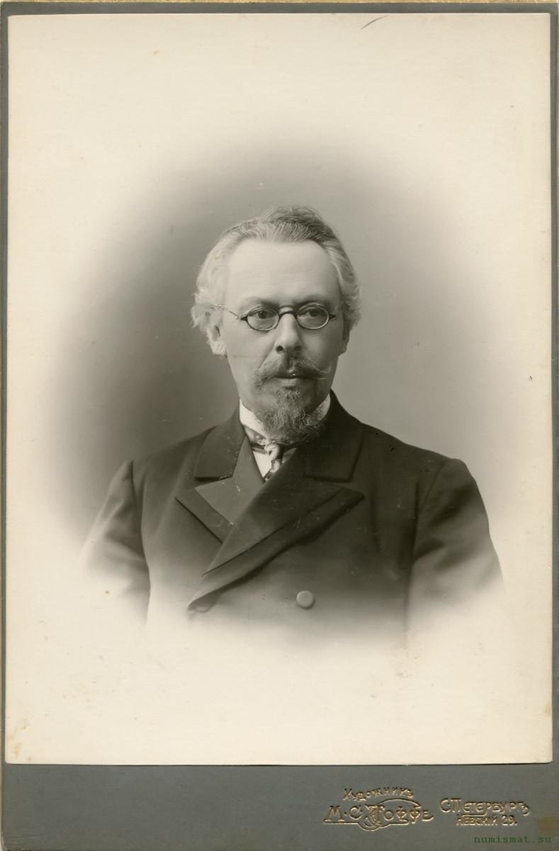 Павлов Николай Владимирович (1854-1934). Депутат I-й Государственной Думы