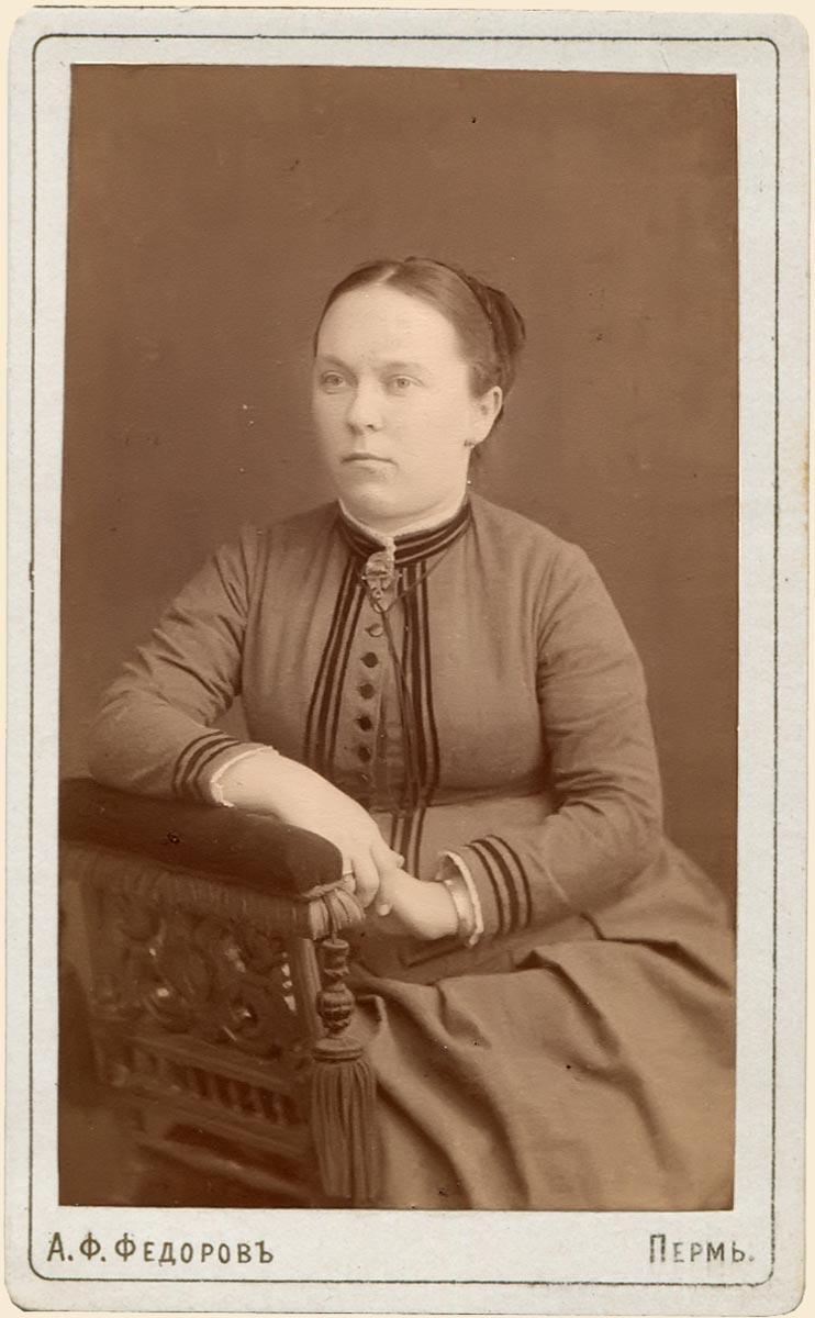Ремянникова Мария Ильинична (1867-1952)