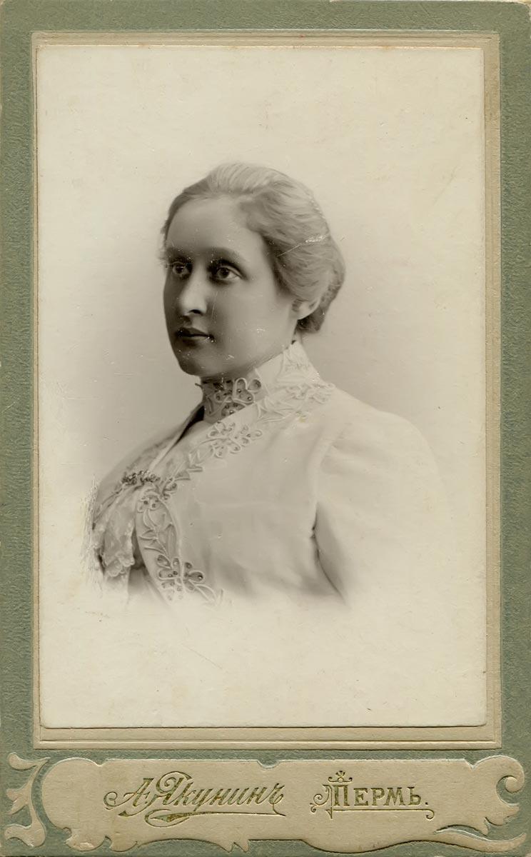Харинская Елизавета Генриховна