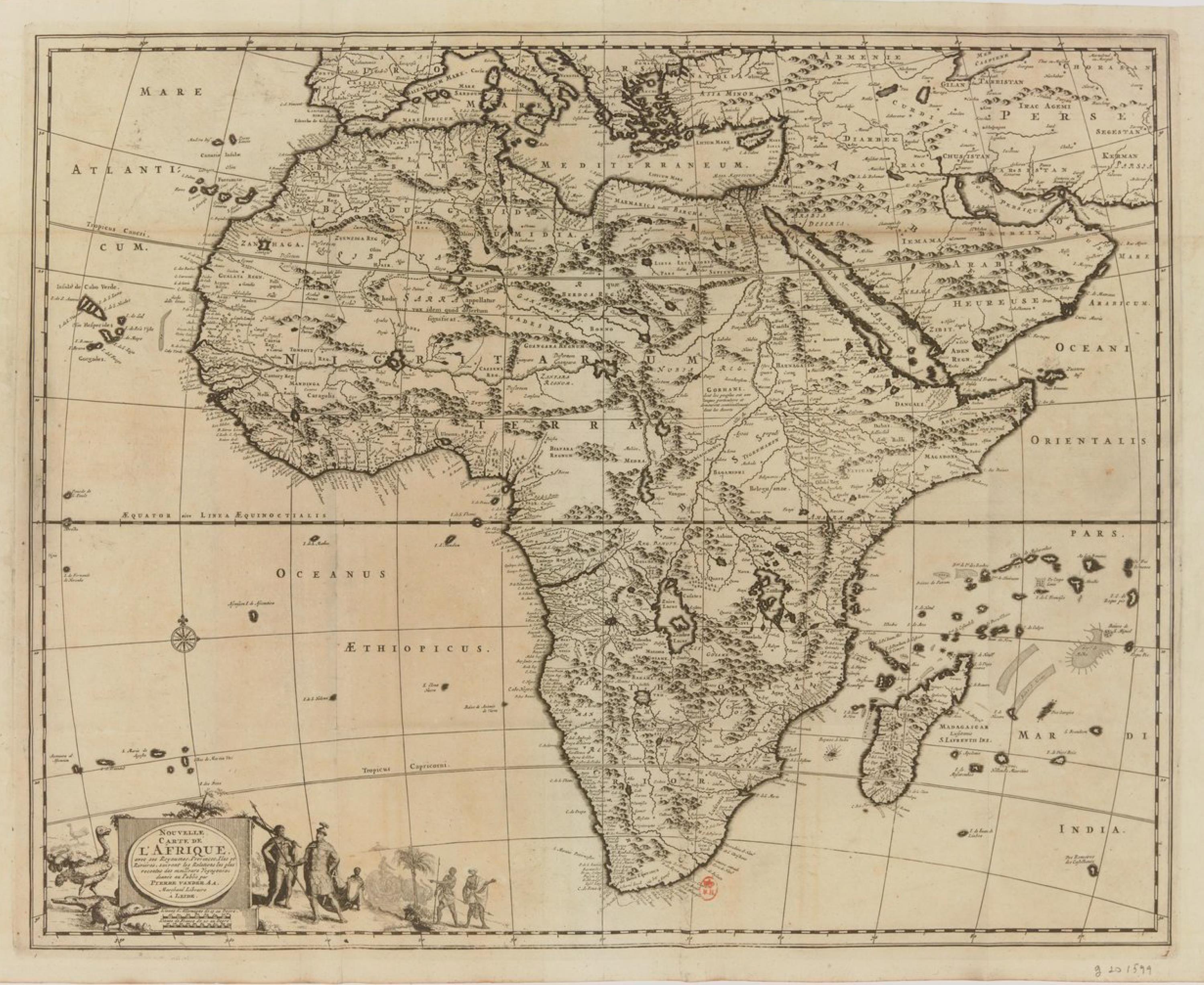 01. Новая карта Африки