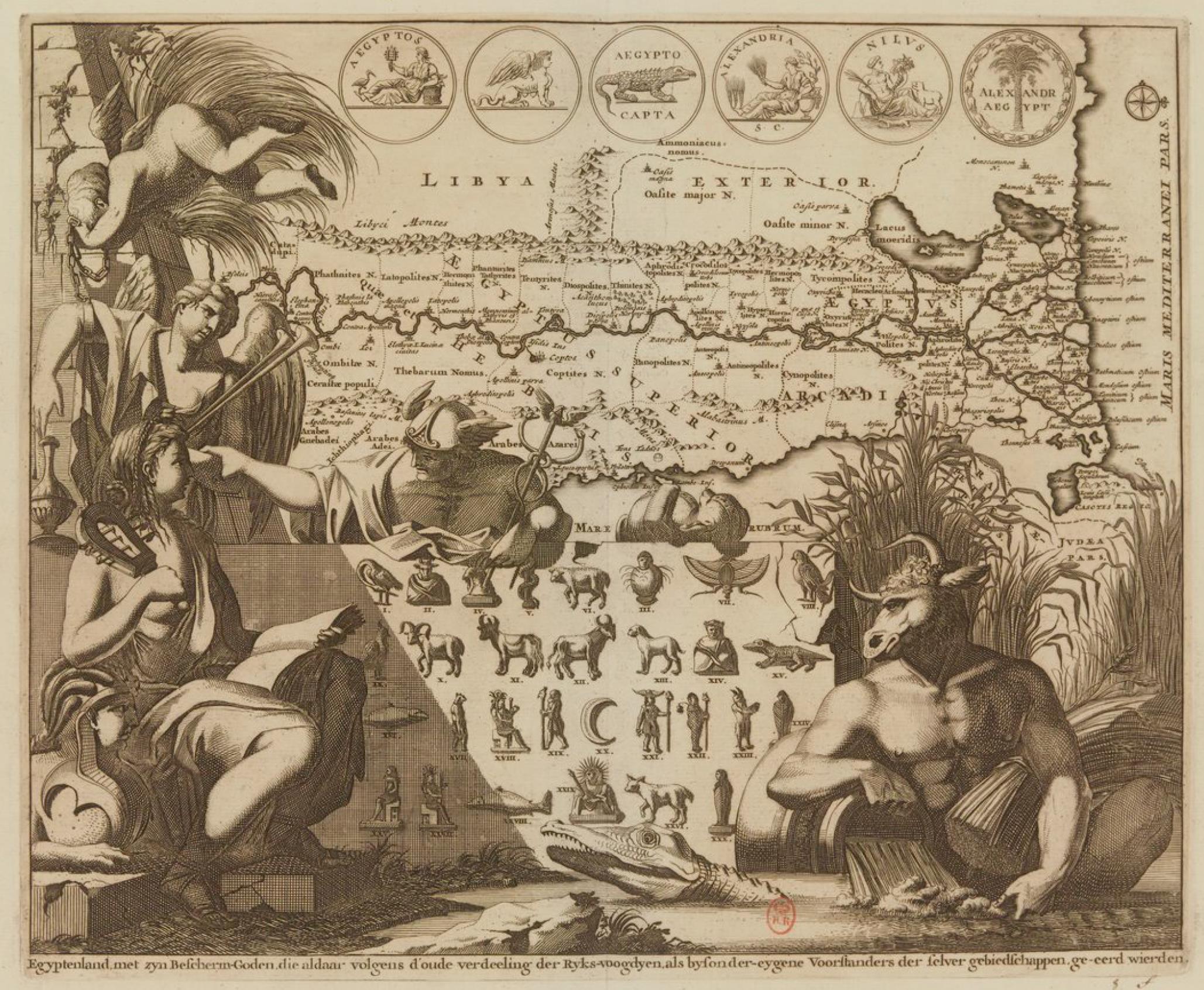 21. Египет и его идолы