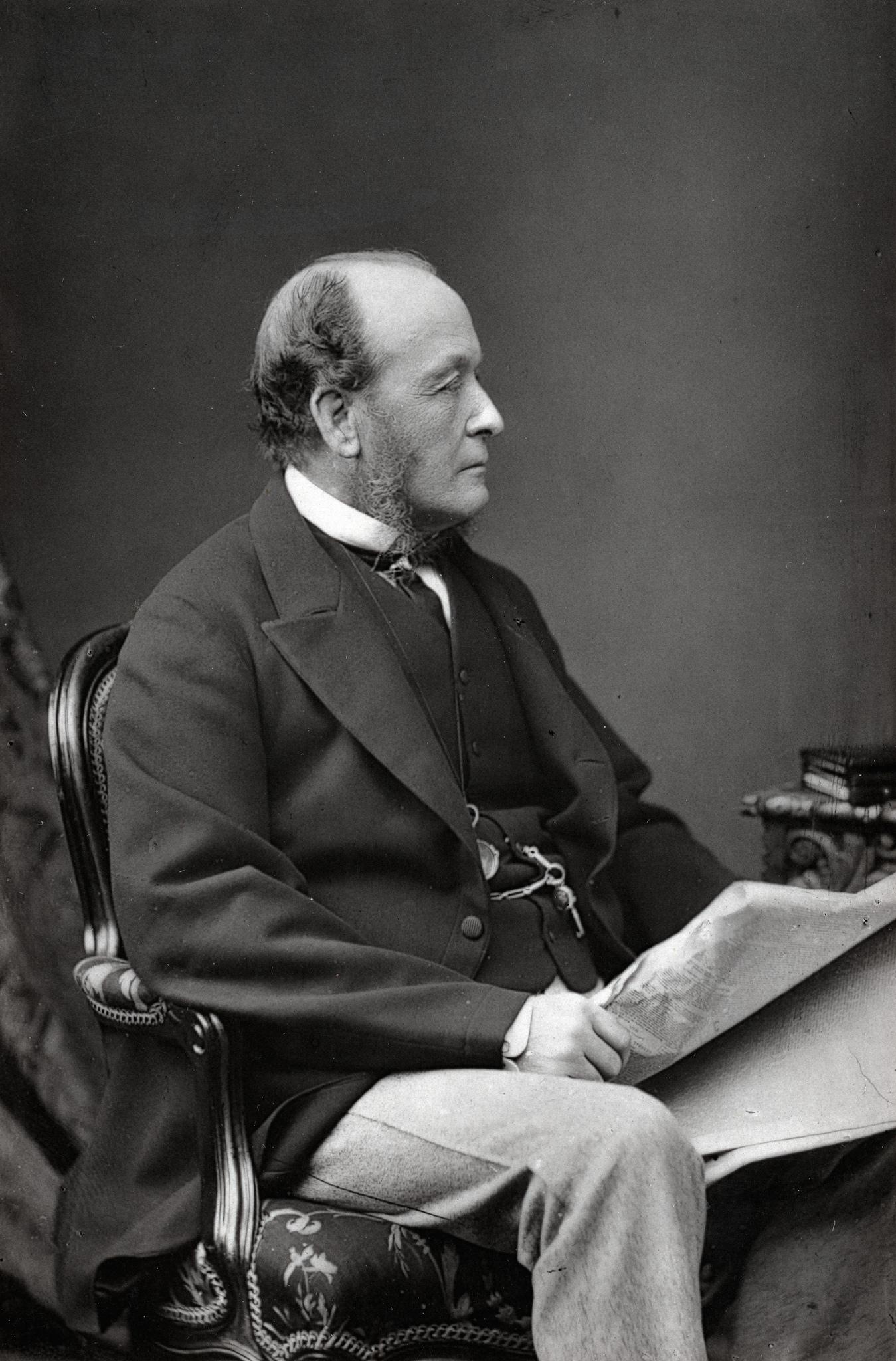 1880. Лорд Крэнбрук