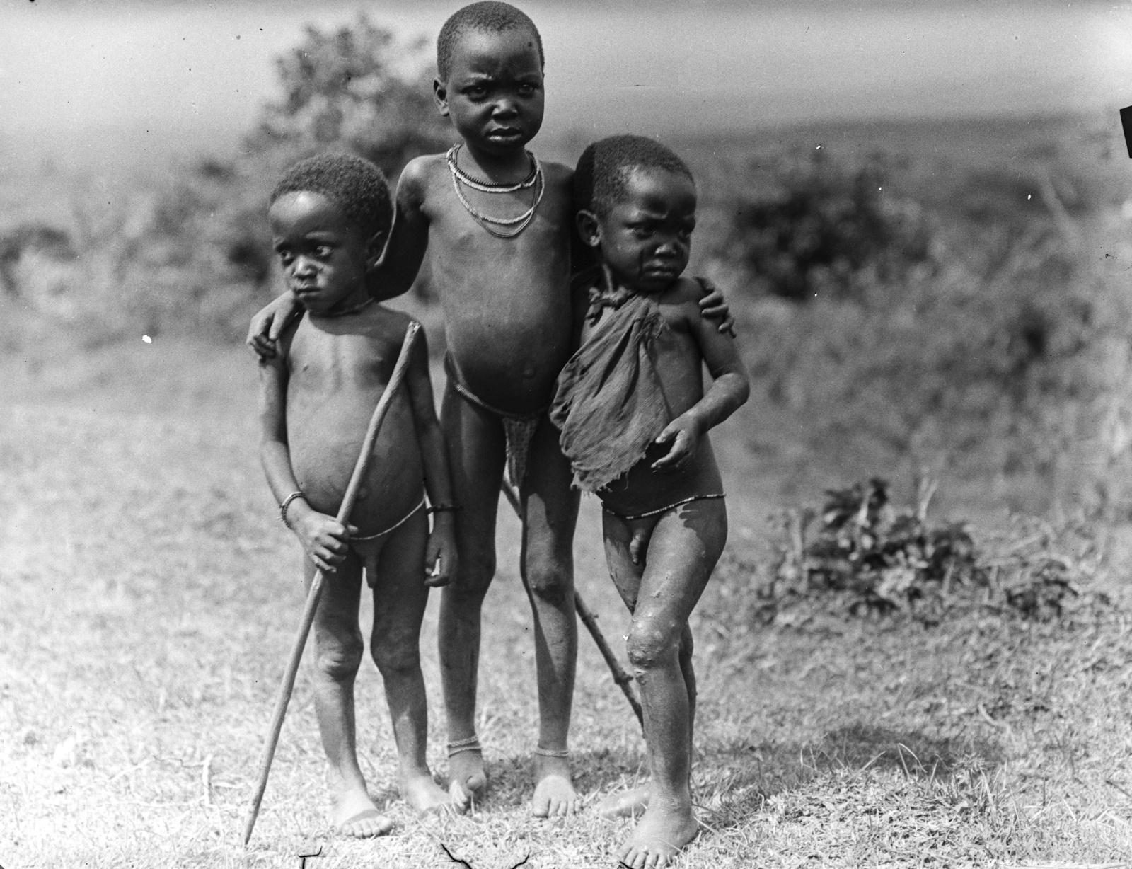 159. Дети из Кибошо