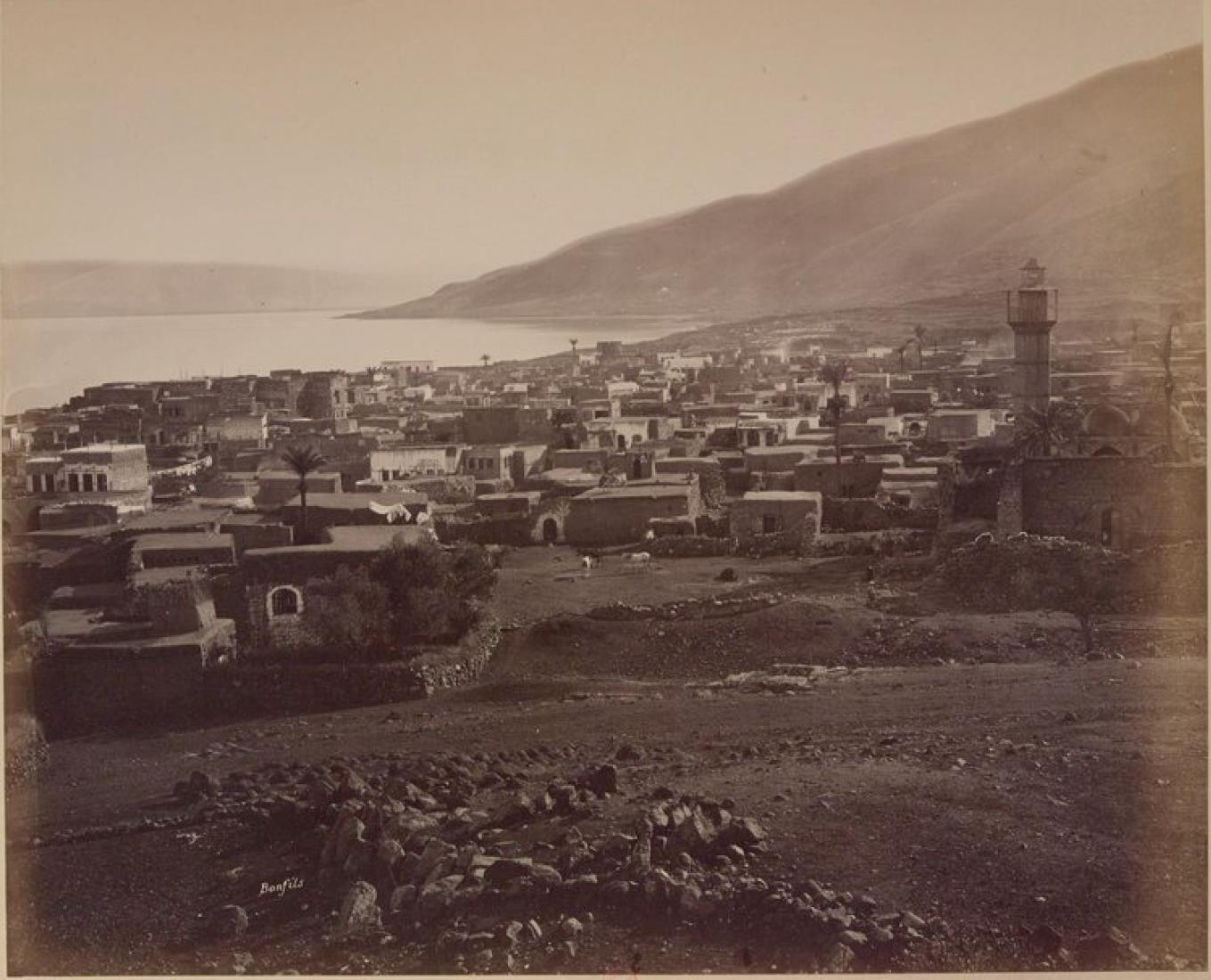 46. Тверия и Тивериадское озеро (Кинерет)