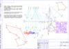 Пересечение пирамиды плоскостью и построение развёртки