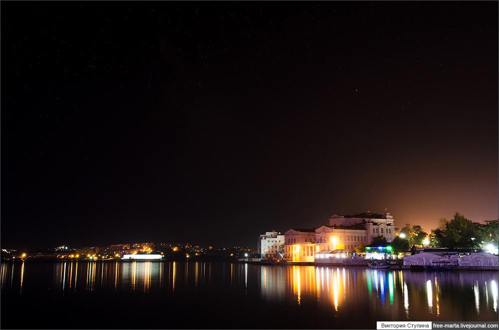 звезды над городом - Севастополь