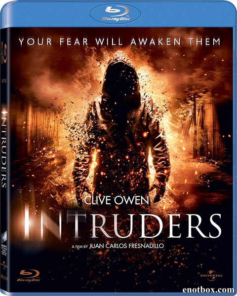 Пожиратели / Intruders (2011/BDRip/HDRip)