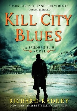 Книга « Kill City Blues »