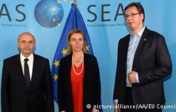 Сербия, Косово, Евросоюз, Брюссель