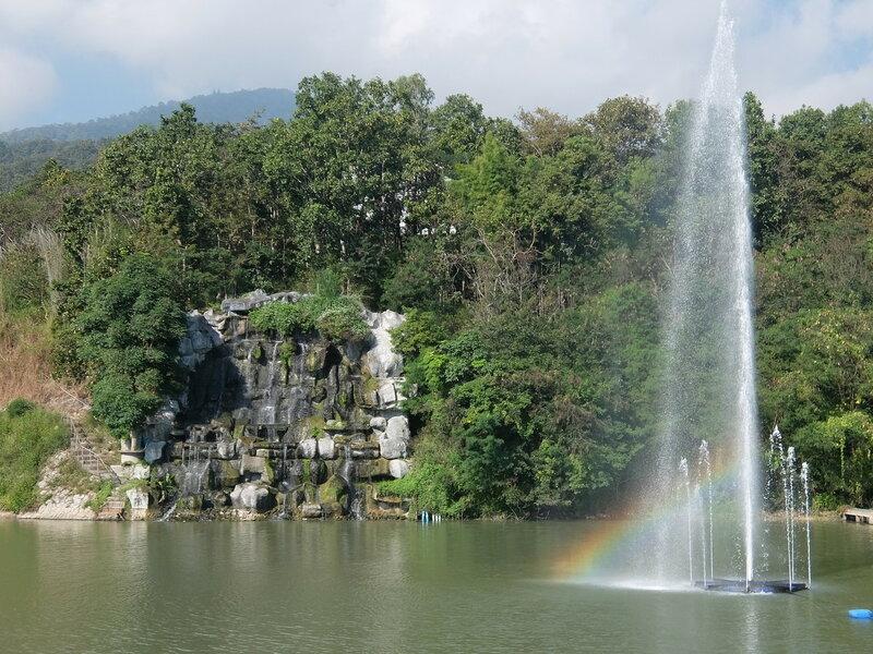Чиангмай - Зоопарк - Водопад