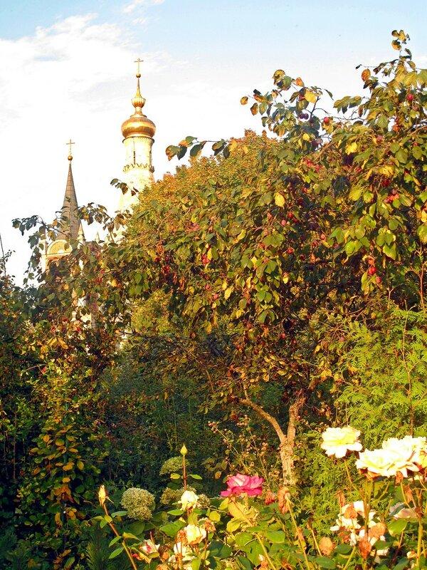 Осень в райском садике