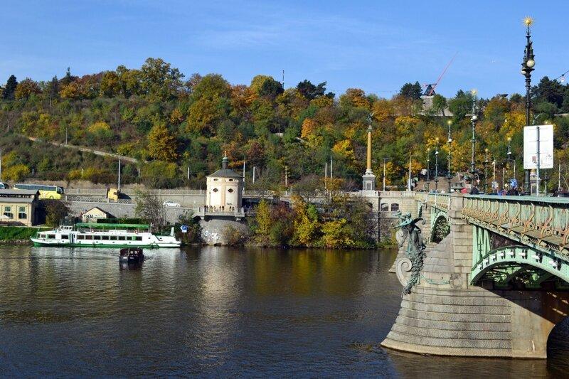 Мосты через Влтаву