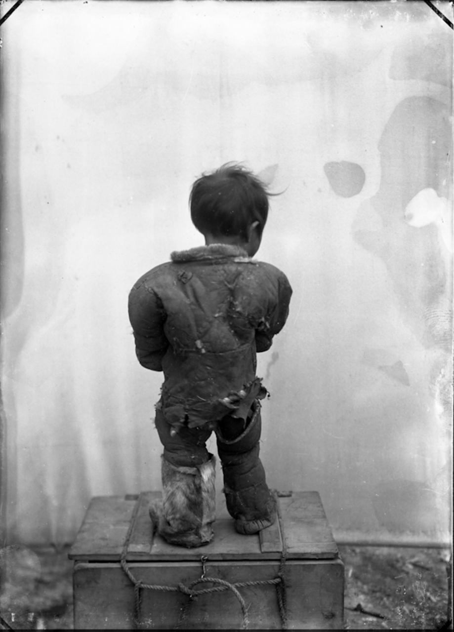 Тунгусский мальчик, 1901