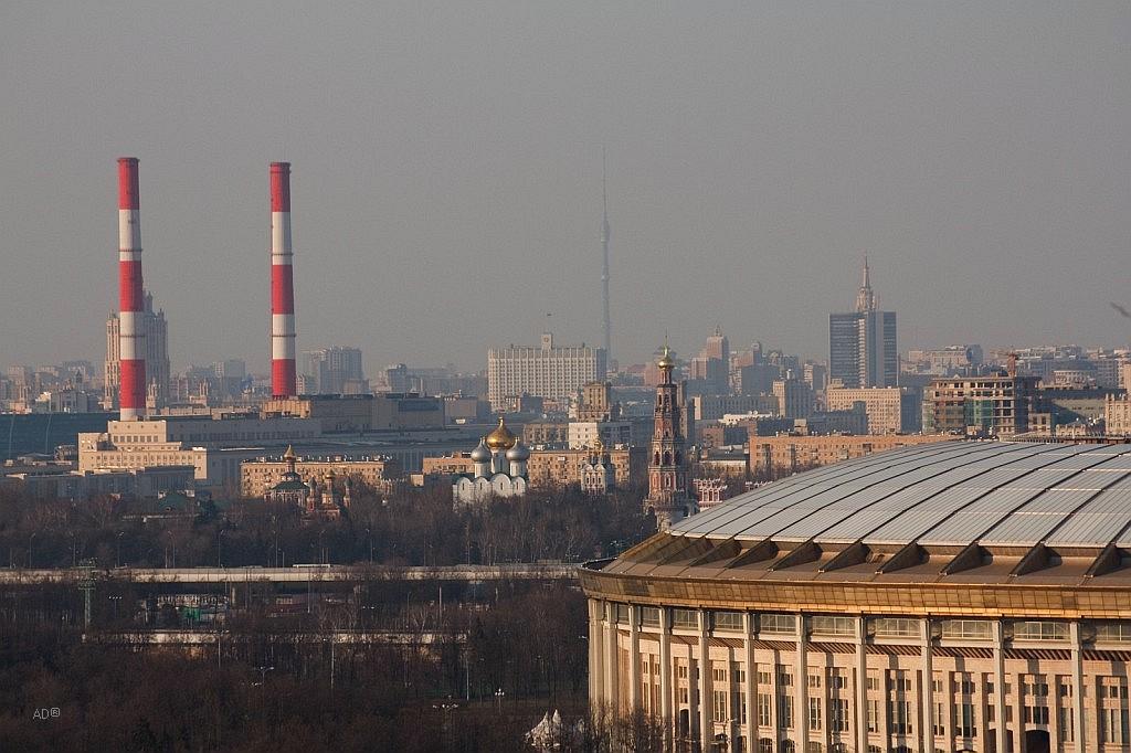 ТЭЦ-12 ОАО «Мосэнерго»