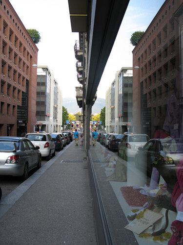 Зеркальная улица