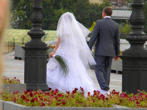 Свадебная метёлка*